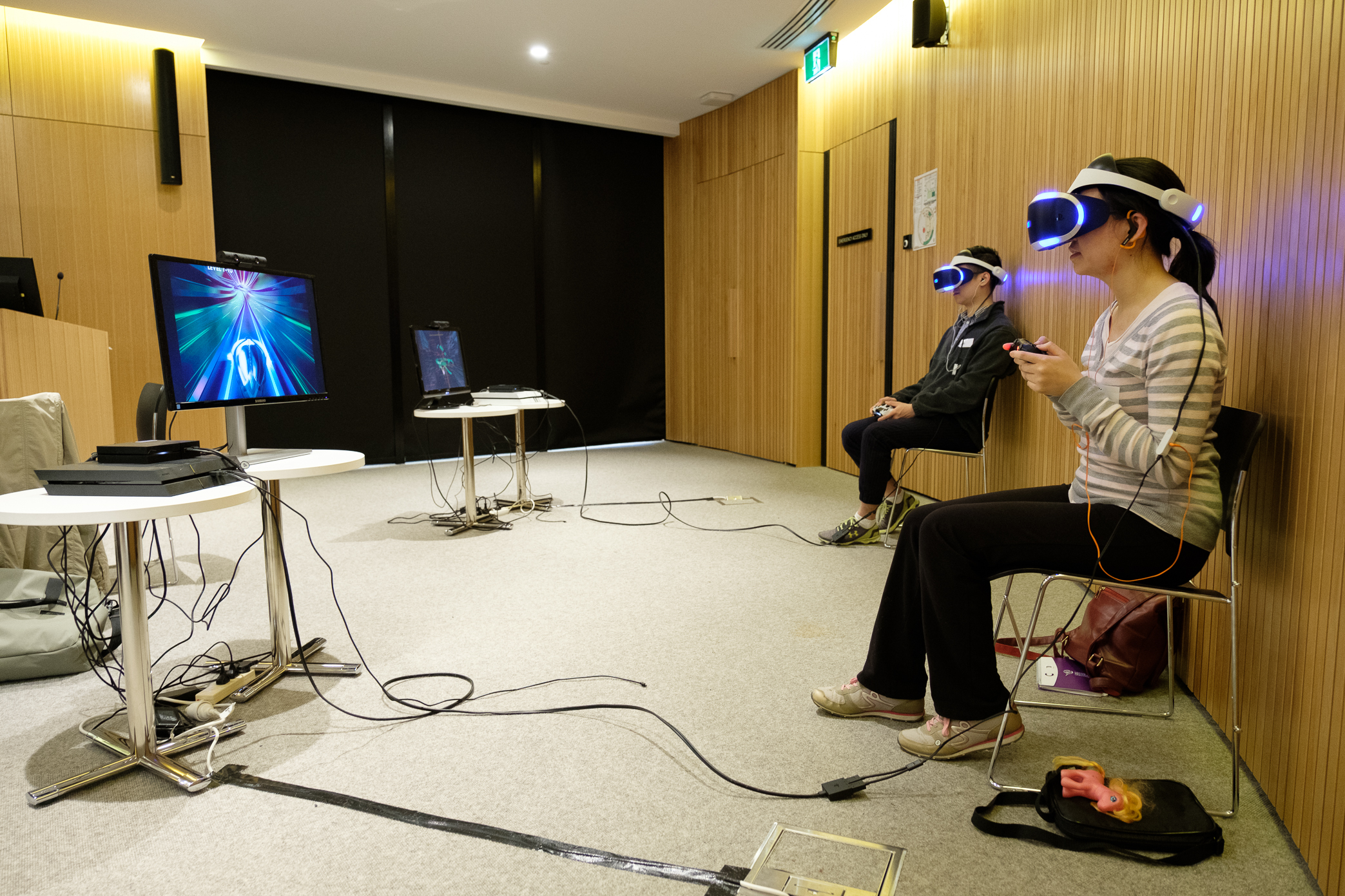 Virtual Reality, Augmented Reality & Games Workshop photos